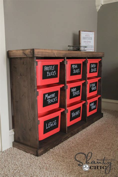 Handmade Storage Ideas - 30 awesome diy storage ideas diy