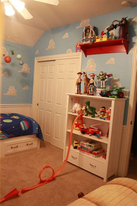 toy story andys bedroom toy story see this mom s perfect recreation of andy s
