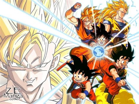 wallpaper anime dragon ball dragon ball z anime widescreen wallpaper image for ipad
