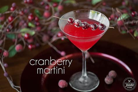 martini cranberry cranberry martini self proclaimed foodie