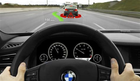 Bmw 3er Head Up Display by Should Your Next Car Have Head Up Display Cartelligent