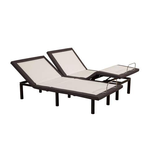 blissful nights  split king adjustable bed frame bnkd