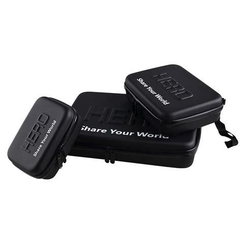 Waterproof Medium Size For Gopro Xiaomi Yi Yi 2 waterproof small size for gopro xiaomi yi xiaomi yi 2 4k black