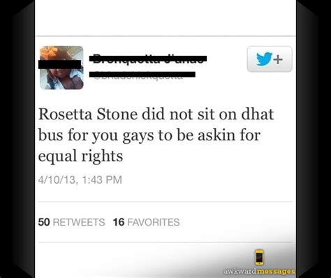 rosetta stone jokes death in ferguson