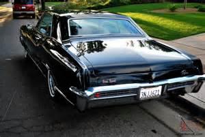 Buick Riviera Gran Sport 1965 1965 Buick Riviera Gran Sport Beautiful Black Black