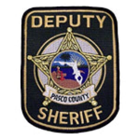 Pasco County Warrant Search Deputy Sheriff Sheldon S Quot Shelley Quot Nicks Pasco County Sheriff S Office Florida