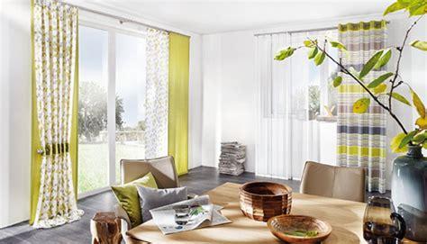 gardinen wohnzimmer grün raffrollo wohnzimmer modern surfinser