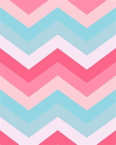 Forte Chevron papel de parede estilo chevron azul e rosa renovando em