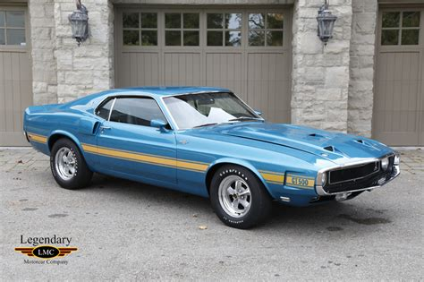 mustang 1969 shelby 1969 ford mustang shelby fastback
