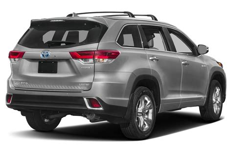 Toyota Hybrid Suv New 2017 Toyota Highlander Hybrid Price Photos Reviews