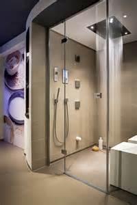 cleopatra s steam shower with hansgrohe rainbrain shower