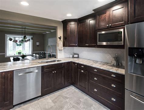 fabuwood kitchen cabinets kitchen cabinets fabuwood allure chestnut certainteed