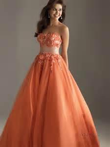 orange prom dresses orange dresses for prom simply fashion blog
