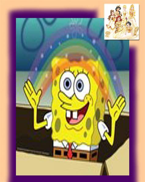 awesome imagination spongebob meme on spongebob imagination picture