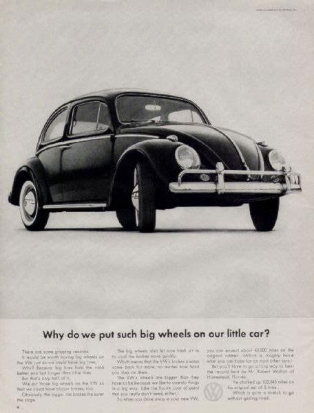 who created the lemon advert for volkswagen volkswagen ads cartype