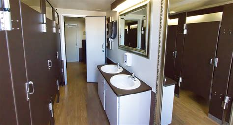 mobile bathrooms san antonio portable toilets and restrooms rentals from