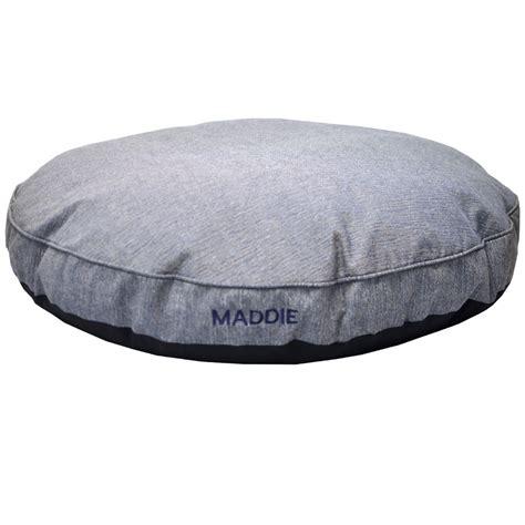 large round dog bed otis claude 174 sleepy paws lucy round dog bed large entirelypets
