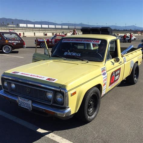 roadkill s mazda mini truck
