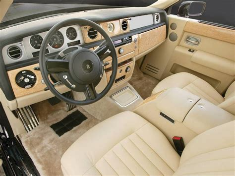 Phantom Interior by 2004 Rolls Royce Phantom Interior