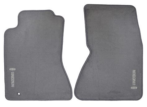 new lincoln floor mats custom logo oem factory
