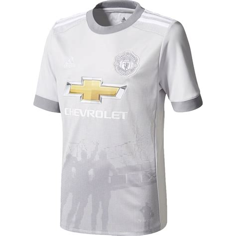 Jersey Manchester United 3rd Go 1617 adidas manchester united youth 3rd 2017 18 replica jersey wegotsoccer