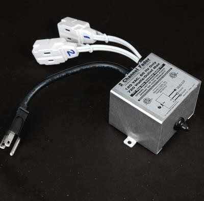 6 amp fading controller 2ch or 4ch