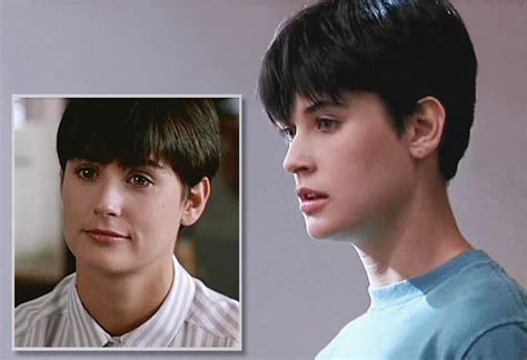 demi moore haircut in ghost the movie unchained melody a beautiful theme song of ghost a