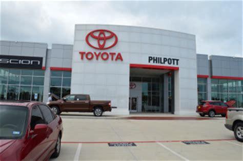 Philpott Toyota Nederland Philpott Toyota Celebrates New Facility Port Arthur News