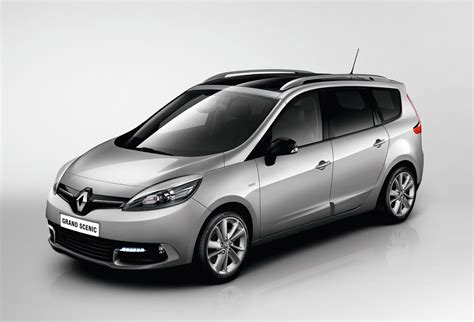 renault grand scenic renault megane and scenic limited special editions