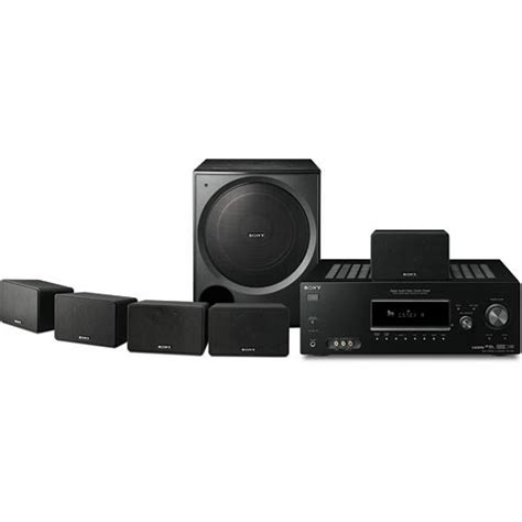 sony ht ddw990 5 1 channel home theater system htd dw990 b h