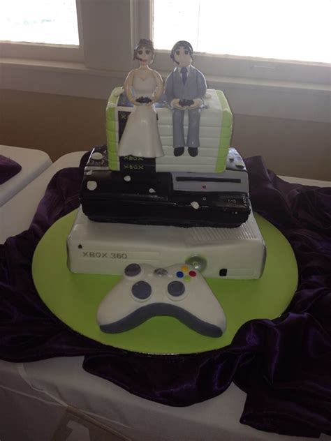 Wedding Cake Xbox by Xbox Playstation Wedding Cake Xbox Playstation Wedding