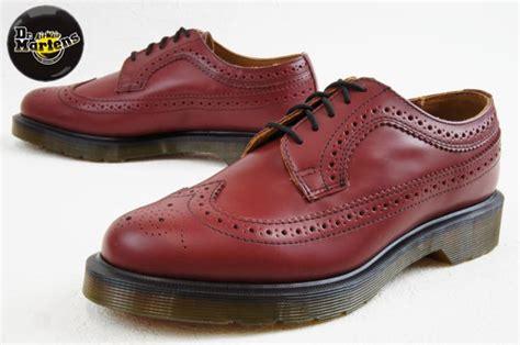 Sepatu Boots Dr Martin Docmart Maroon kamedayahonten rakuten global market dr martens 3989 13844600 cherry dr martens brogue