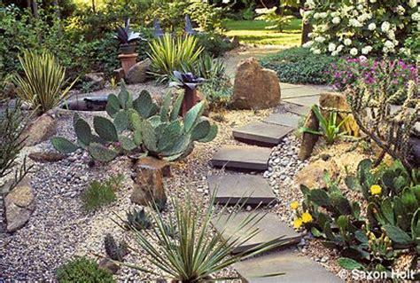 Succulent Garden Ideas Hardy Succulents In California Cactus Garden Design Ideas