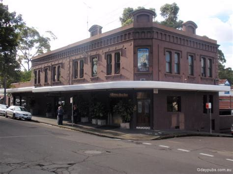 Royal Oak Awning by Royal Oak Hotel In Balmain Sydney