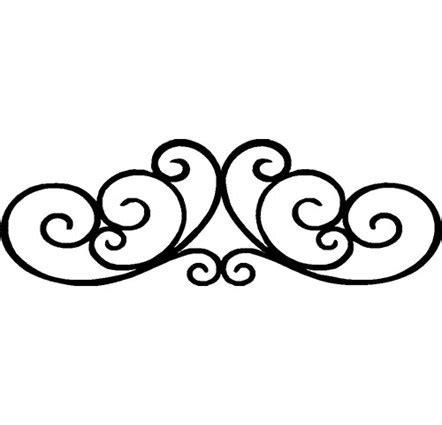 decorative line scroll decorative scrolling clipart clipground
