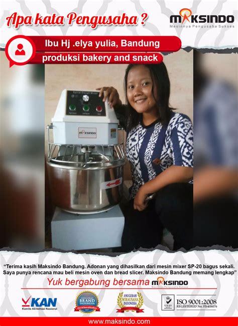 Mixer Roti Toko Bagus rgs mesin mixer maksindo sangat bagus toko mesin