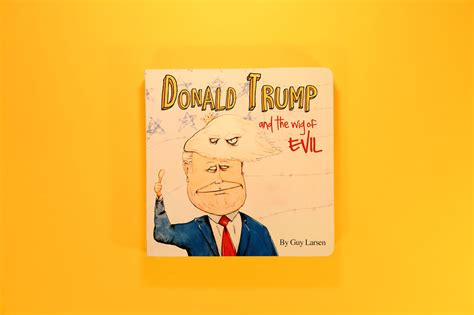 the of donald books i wrote a children s book about donald and his evil