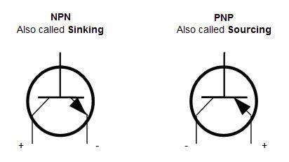 transistor pnp npn diferencia diferencias entre pnp y npn en cableado de aut 243 matas ace s a automatismes el 232 ctric s a