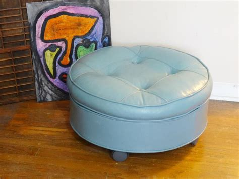 how to make a tufted ottoman diy round tufted ottoman doherty house tufted ottoman