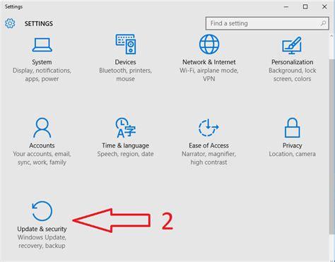 windows 10 getting started tutorial cara simpel mengembalikan windows 10 ke versi sebelumnya
