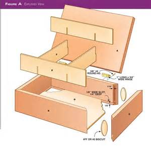 Free Jewelry Armoire Woodworking Plans How To Make A Basic Jewelry Box From Scratch