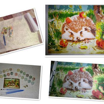 Karakter 3d Inc Oppo R7s best hedgehog painting products on wanelo