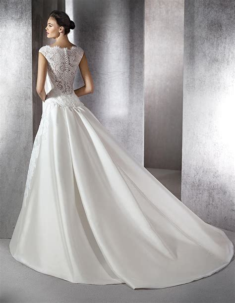 Original Princess Wedding Dress 2016 St. Patrick ZENAI Style [ZENAI]   $339.90 : pronovias