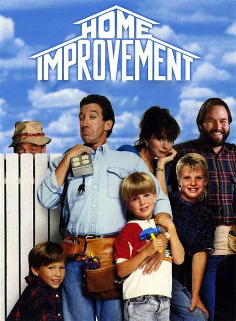 home improvement 1991 1999