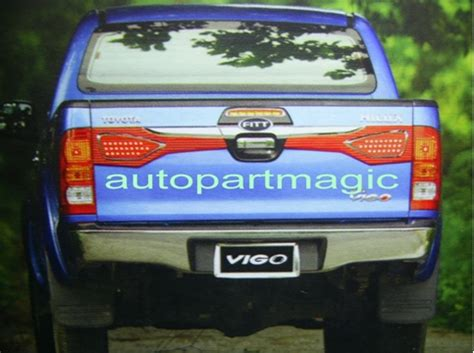Lu Projector Toyota hiluxaccessories toyota hilux vigo led l