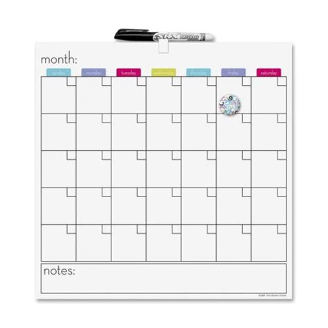 Calendar Lookup 714963137597 Upc The Board Dudes Cubicle Erase