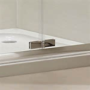 bi fold shower door seals april identiti2 bi fold shower door with optional side panel