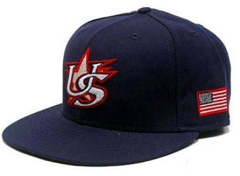 new era cap world baseball classic authentic on field team