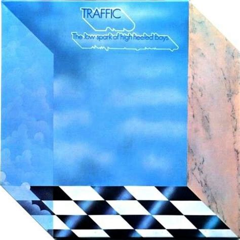 Kaos Traffic The Low Spark Of High Heeled Boys Gs41 Oblong Distro the low spark of high heeled boys rock n roll