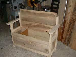 Comment Fabriquer Un Coffre A Jouet En Bois